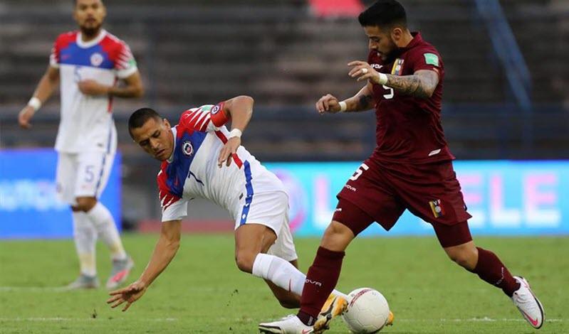 Soi kèo châu Á Chile vs Venezuela ngày 15/10 chính xác