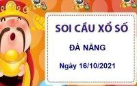 Soi cầu KQXSDNG ngày 16/10/2021